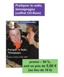 Promo Pratiquer la radio